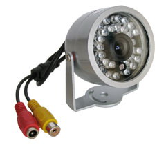 30LED Waterproof Wired Day & Night Camera
