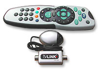 Sky + Remote and TV Link