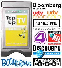 Top Up TV CAM