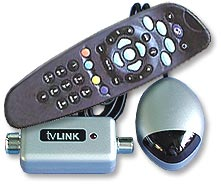 Sky Remote and TV Link