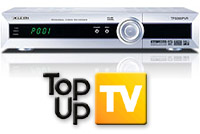 Topfield TF5800PVR Terrestrial Freeview Receiver