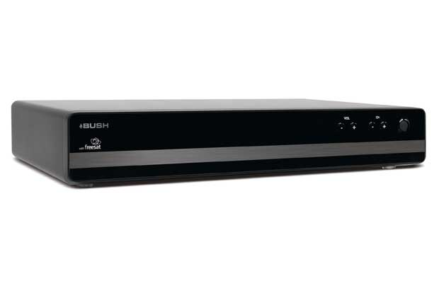 Bush BFSAT02SD Black Freesat SD Digital Box