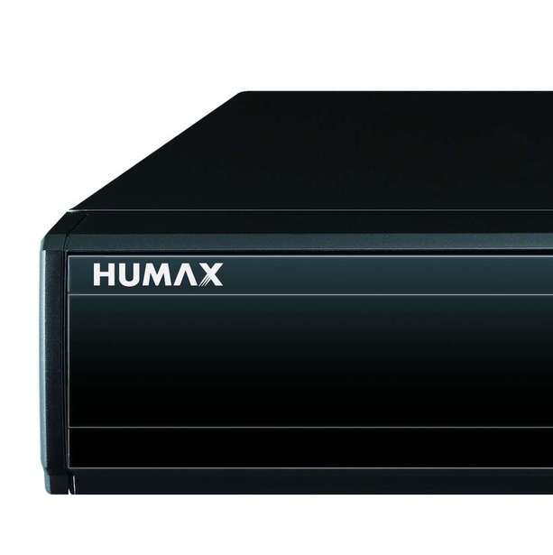 HUMAX Twin Tuner Freeview PVR with HDMI & 500GB Hard Drive (HD Freeview)